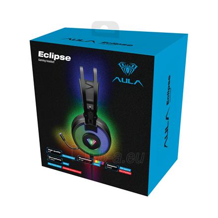 Ausinės AULA Eclipse gaming headset Paveikslėlis 7 iš 7 310820220017