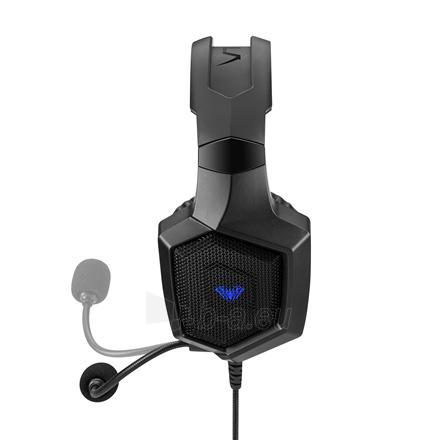 Ausinės Aula Heleus Gaming Headset Paveikslėlis 3 iš 7 310820220015