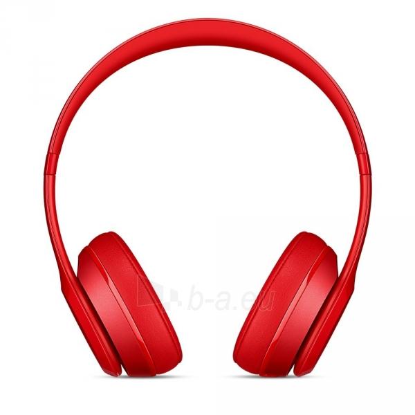 Ausinės Beats Solo 2.0 Wireless MHNJ2ZM/A red Paveikslėlis 2 iš 7 310820153497