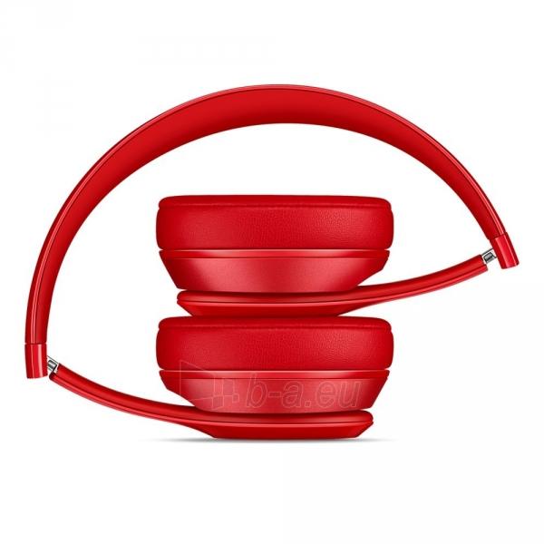 Ausinės Beats Solo 2.0 Wireless MHNJ2ZM/A red Paveikslėlis 4 iš 7 310820153497