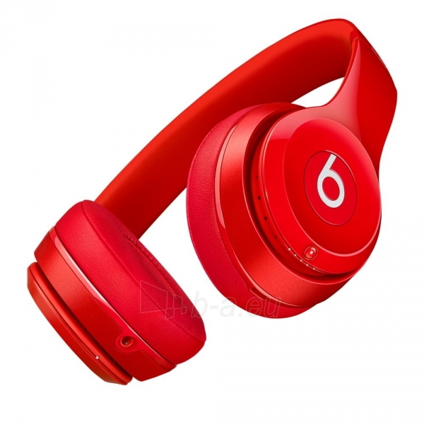 Ausinės Beats Solo 2.0 Wireless MHNJ2ZM/A red Paveikslėlis 5 iš 7 310820153497