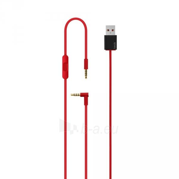 Ausinės Beats Solo 2.0 Wireless MHNJ2ZM/A red Paveikslėlis 7 iš 7 310820153497