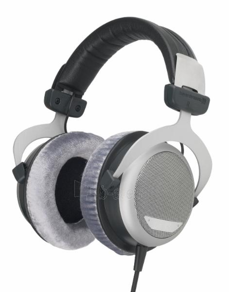 "Ausinės Beyerdynamic DT 880 Premium Headphones/ 32 Ohms/ Semi-open with Single Sided Cable/ Stereo Mini-Jack and 1/4"" Adapter Paveikslėlis 1 iš 1 250212002999"