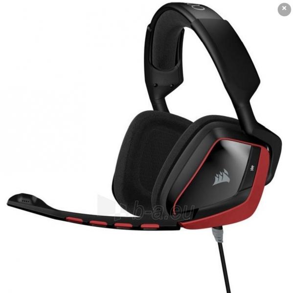 Ausinės Corsair Hybrid Stereo Gaming Headset with Dolby 7.1 USB Adapter Paveikslėlis 1 iš 3 310820001819