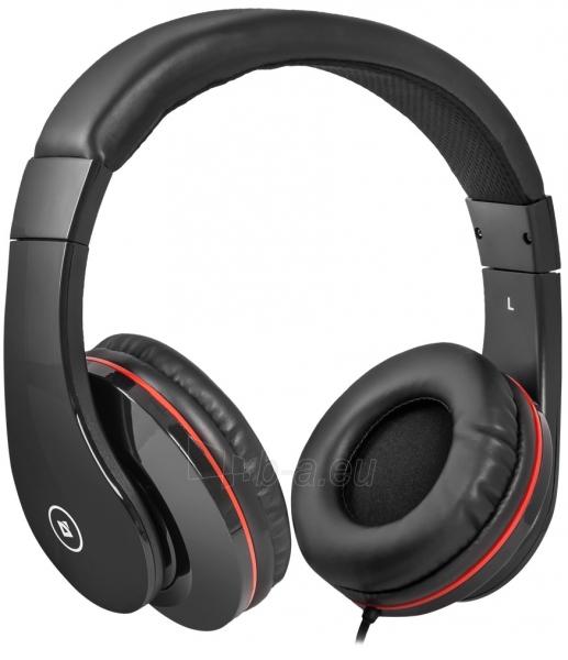 Ausinės DEFENDER Headset Accord 170 black Paveikslėlis 1 iš 1 310820001600