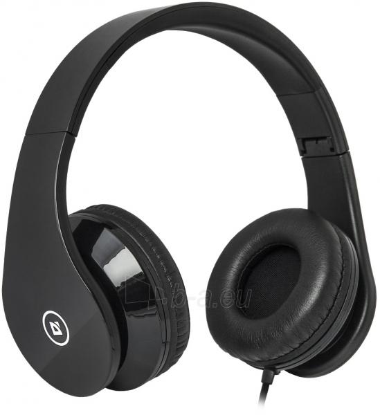 Ausinės DEFENDER Headset Accord HN-047 black Paveikslėlis 1 iš 1 310820001597
