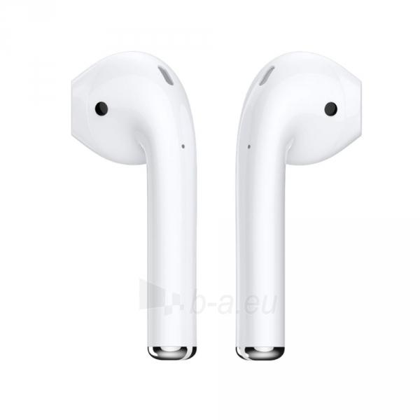 Ausinės Devia 5.0 TWS wireless earphone (V9) white Paveikslėlis 3 iš 8 310820217420
