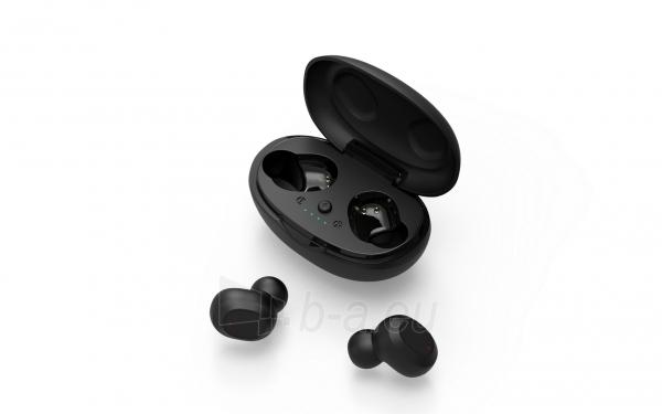 Ausinės Devia Joy A1 series TWS earphone black Paveikslėlis 1 iš 6 310820238359