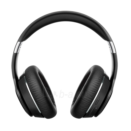 Ausinės Edifier Headphones BT W820BT Over-ear, Wired and Wireless, Black Paveikslėlis 1 iš 4 310820223935