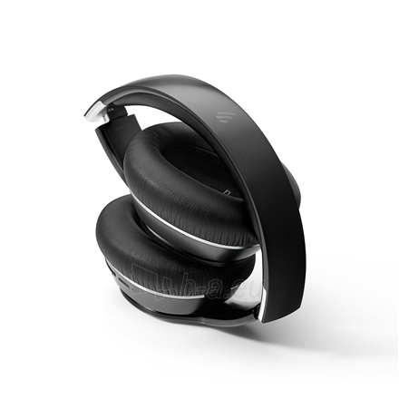 Ausinės Edifier Headphones BT W820BT Over-ear, Wired and Wireless, Black Paveikslėlis 4 iš 4 310820223935