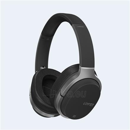 Ausinės Edifier Headphones BT W830BT Over-ear, Black Paveikslėlis 1 iš 3 310820224683