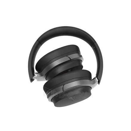 Ausinės Edifier Headphones BT W830BT Over-ear, Black Paveikslėlis 3 iš 3 310820224683