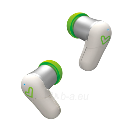 Ausinės Energy Sistem Earphones Style 6 True Wireless In-ear, Microphone, Wireless connection, White Paveikslėlis 1 iš 5 310820222348