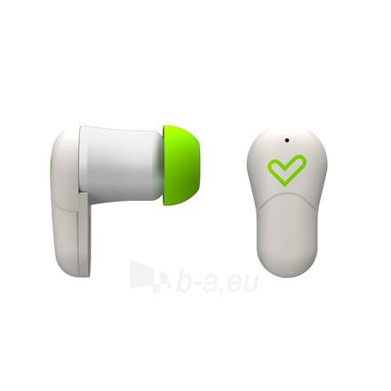 Ausinės Energy Sistem Earphones Style 6 True Wireless In-ear, Microphone, Wireless connection, White Paveikslėlis 2 iš 5 310820222348