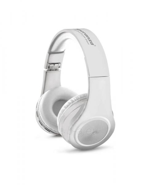 Ausinės Esperanza EH165W Belaidis Bluetooth 3.0 ausinės - FLEXI Paveikslėlis 1 iš 2 310820015501