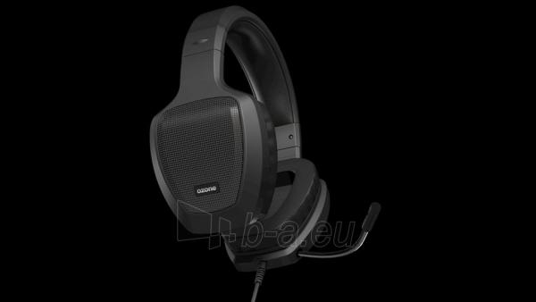 Gaming Headset OZONE RAGE Z50 Black Paveikslėlis 1 iš 3 310820046357