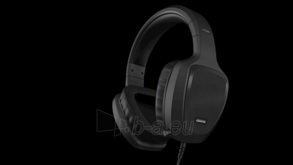 Gaming Headset OZONE RAGE Z50 Black Paveikslėlis 3 iš 3 310820046357