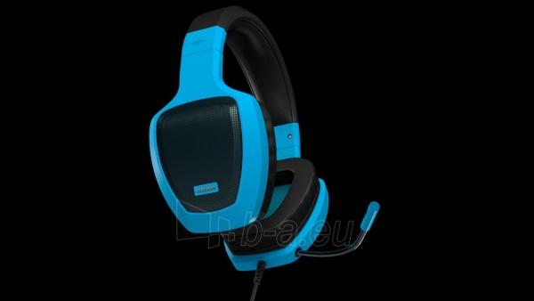 Gaming headset OZONE RAGE Z50 GLOW BLUE Paveikslėlis 1 iš 3 310820046361