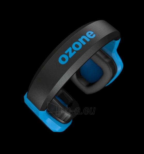 Gaming headset OZONE RAGE Z50 GLOW BLUE Paveikslėlis 2 iš 3 310820046361
