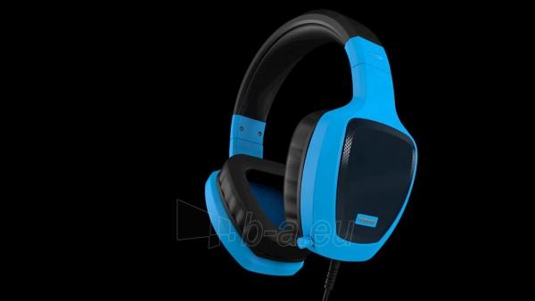 Gaming headset OZONE RAGE Z50 GLOW BLUE Paveikslėlis 3 iš 3 310820046361