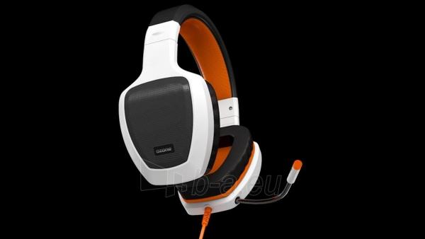 Ausinės Gaming headset OZONE RAGE Z50 White Paveikslėlis 1 iš 3 310820045288