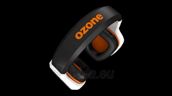 Ausinės Gaming headset OZONE RAGE Z50 White Paveikslėlis 2 iš 3 310820045288