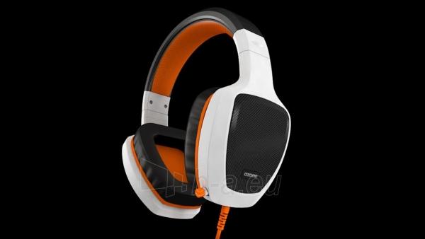 Ausinės Gaming headset OZONE RAGE Z50 White Paveikslėlis 3 iš 3 310820045288