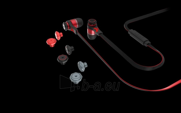 Ausinės Gaming Headset OZONE TRIFX Paveikslėlis 5 iš 7 310820047103