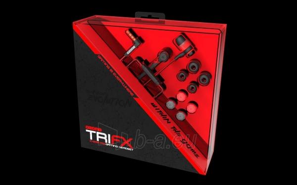 Ausinės Gaming Headset OZONE TRIFX Paveikslėlis 6 iš 7 310820047103