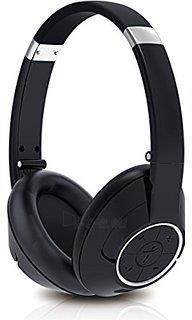 Ausinės Genius HS-930BT Juodos, Mikrofonas, Bluetooth 4.0, 40mm, 32Ohm Paveikslėlis 1 iš 1 310820001787