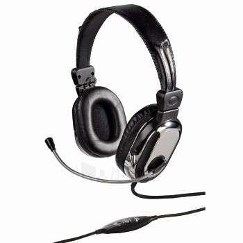 Ausinės HAMA PC-HEADSET HS-540 USB Paveikslėlis 1 iš 1 250212000119