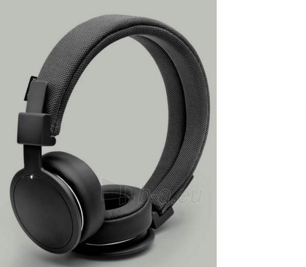 Ausinės Headphone Urbanears Plattan ADV BT BLACK Paveikslėlis 1 iš 2 310820015456