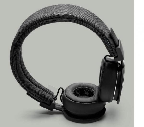 Ausinės Headphone Urbanears Plattan ADV BT BLACK Paveikslėlis 2 iš 2 310820015456