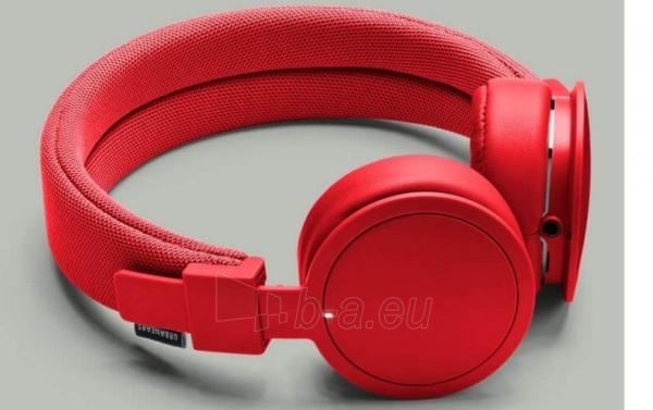 Ausinės Headphone Urbanears Plattan ADV BT RED Paveikslėlis 1 iš 2 310820015454