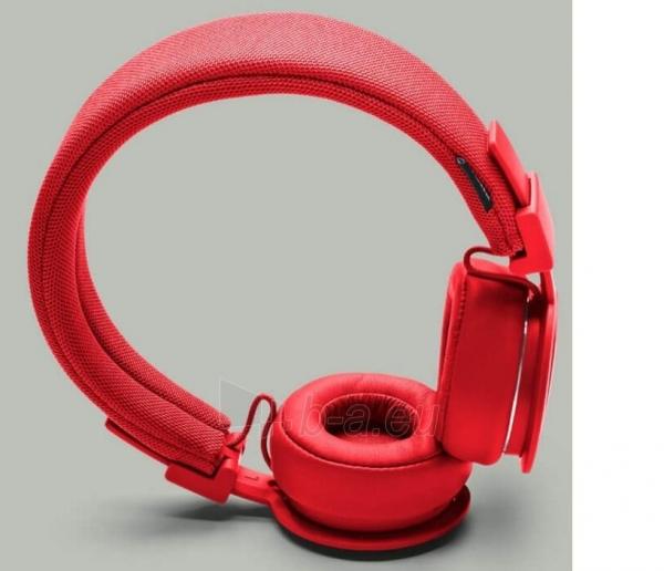 Ausinės Headphone Urbanears Plattan ADV BT RED Paveikslėlis 2 iš 2 310820015454