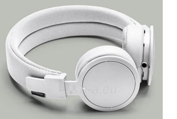 Ausinės Headphone Urbanears Plattan ADV BT WHITE Paveikslėlis 2 iš 2 310820015447