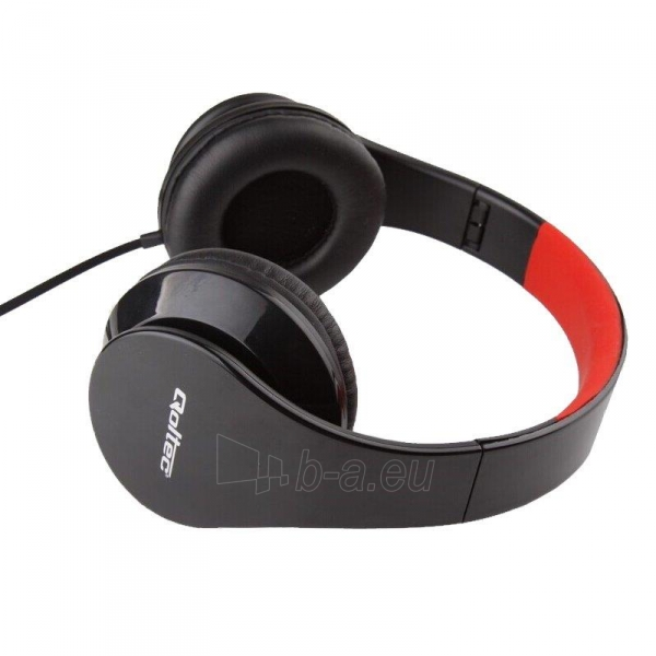 Headphones  microphone   Black  red Paveikslėlis 1 iš 1 250255091020