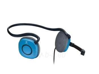 LOGITECH HEADSET H130 SKY BLUE Paveikslėlis 1 iš 1 250212000147