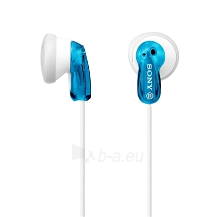 Ausinės Sony Headphones MDR-E9LP In-ear, Blue Paveikslėlis 2 iš 2 310820069865