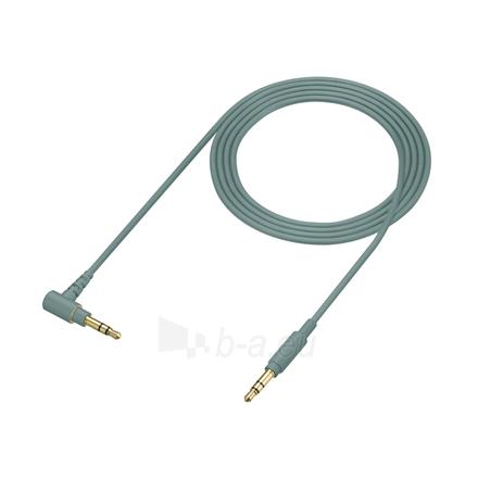 Ausinės Sony Headphones WHH900NG Headband/On-Ear, Noice canceling, Horizon Green Paveikslėlis 10 iš 11 310820222206