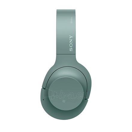 Ausinės Sony Headphones WHH900NG Headband/On-Ear, Noice canceling, Horizon Green Paveikslėlis 6 iš 11 310820222206