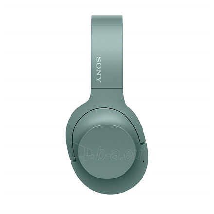 Ausinės Sony Headphones WHH900NG Headband/On-Ear, Noice canceling, Horizon Green Paveikslėlis 5 iš 11 310820222206
