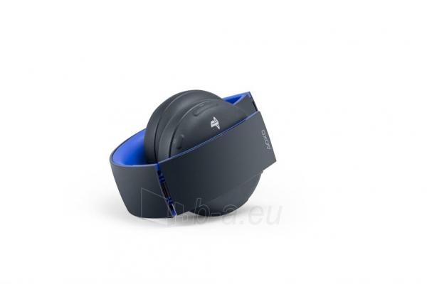 Ausinės Sony PlayStation PS4 Wireless Stereo Headset Paveikslėlis 2 iš 3 310820044962