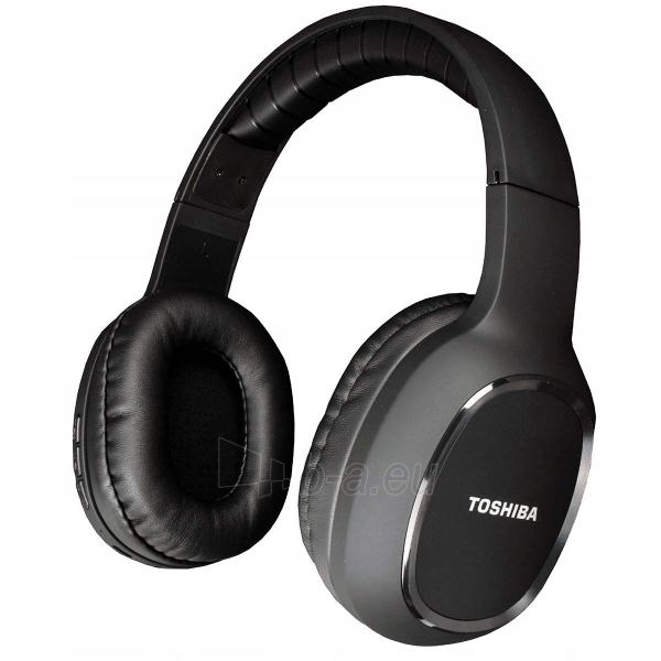 Ausinės Toshiba RZE-BT160H black Paveikslėlis 1 iš 3 310820218225