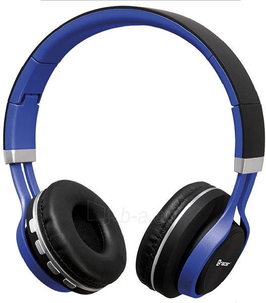 Ausinės Tracer Ray BT blue 45797 Paveikslėlis 1 iš 3 310820215758