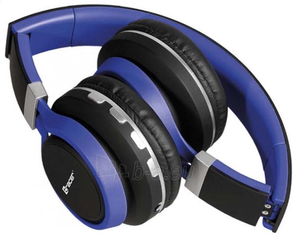 Ausinės Tracer Ray BT blue 45797 Paveikslėlis 3 iš 3 310820215758