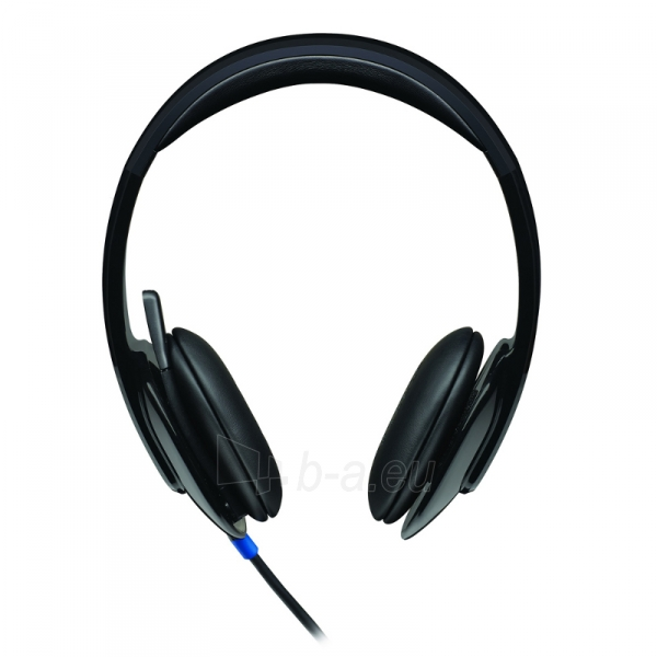 Ausinės USB HEADSET H540 Paveikslėlis 1 iš 1 310820076675