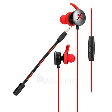 Ausinės XTRIKE ME GP108 gaming inear headphones Paveikslėlis 1 iš 3 310820219962