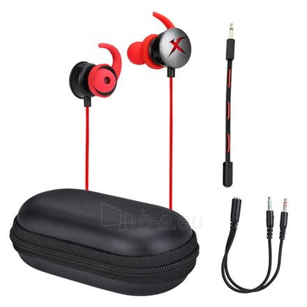 Ausinės XTRIKE ME GP108 gaming inear headphones Paveikslėlis 2 iš 3 310820219962