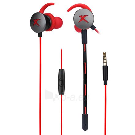 Ausinės XTRIKE ME GP108 gaming inear headphones Paveikslėlis 3 iš 3 310820219962
